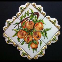 Pannello in ceramica