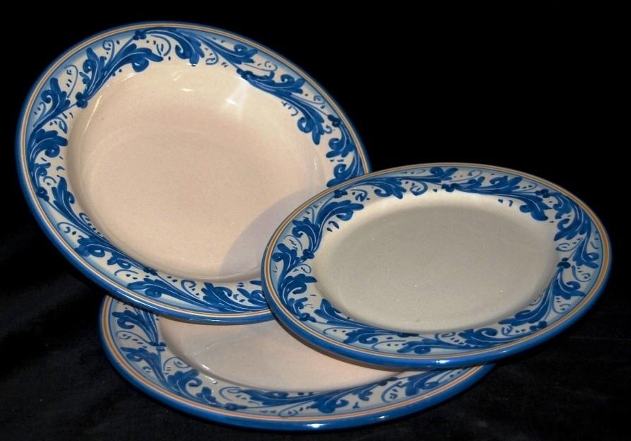Servizio di piatti in ceramica - Servizio di piatti ikea ...