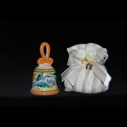 Campana in ceramica.