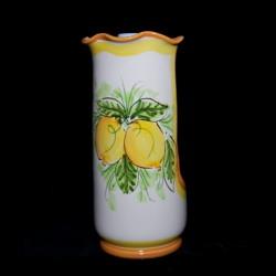 Porta bicchiere in ceramica.