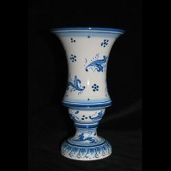 Vaso in ceramica di Caltagirone.