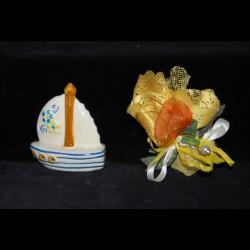 Barca a vela Maiolicata