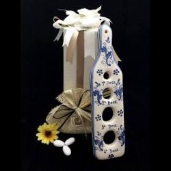 in ceramica di Caltagirone.