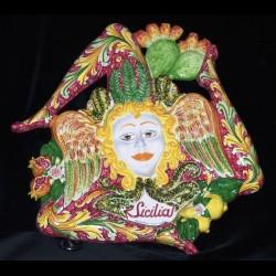 Trinacria in Ceramica di...