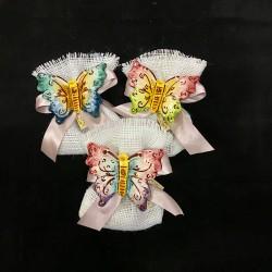 Farfalla in ceramica di...