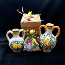 Quartara in ceramica di...