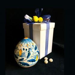 Uovo in ceramica di...