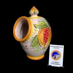 Saliera in ceramica di...