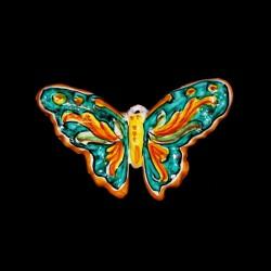 farfalla 2 misura decoro Ornato verde