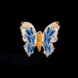 Farfalla 3 misura decoro 600 blu