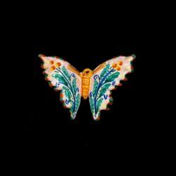 Farfalla 2 misura decoro 600 verde