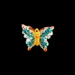 Farfalla 1 misura decoro 600 verde