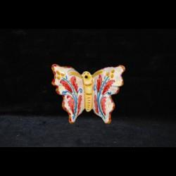 Farfalla 1 misura decoro 600 rossa