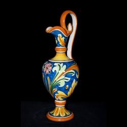 Anfora tradizionale decoro Ornato blu antico